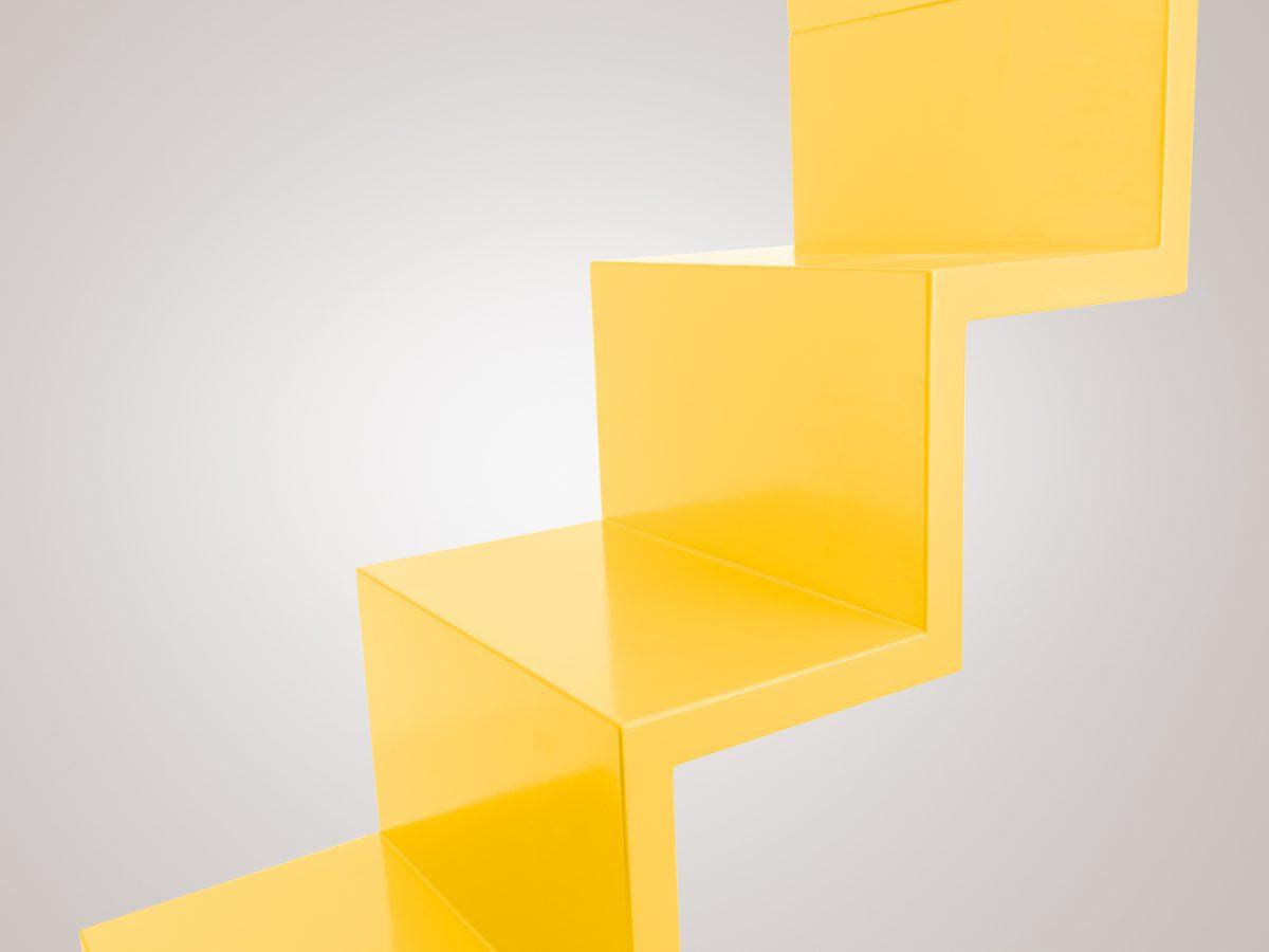 Escada Ana Flor Amarelo