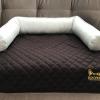 Sofa Pet Shin-lu Café e Branco